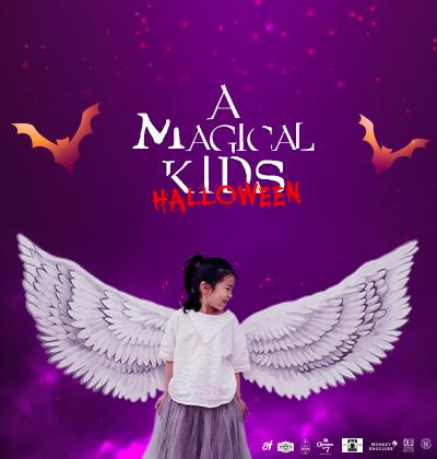 Magical Kids Halloween