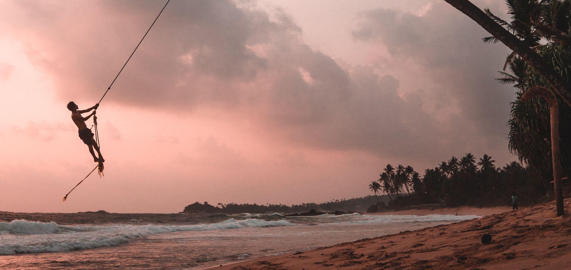 angel beach