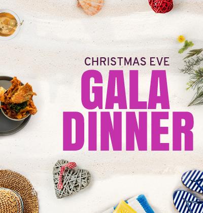 Christmas Eve Gala DInner